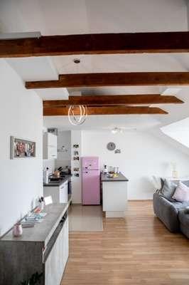 ++BIERSTADT++2 Attraktive Dachgeschoss Wohnungen++Renoviert und Vermietet++