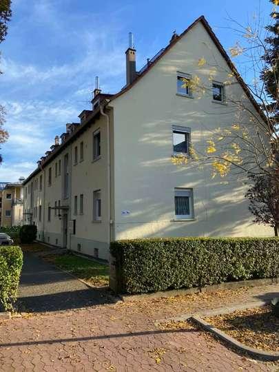 RESERVIERT++Bad Soden++Praktisch geschnittene 3 Zimmer Wohnung++Vermietet++
