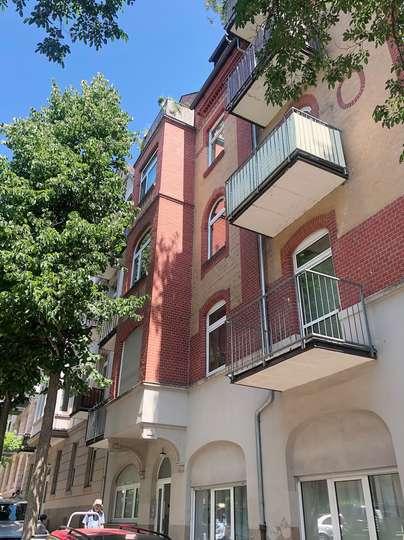 ++WIESBADEN ++Top Lage ++ 2 Zimmer mit 2 Balkone++Vermietet ++Verkauft